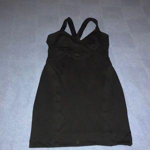 bebe,black cocktail dress.size XS